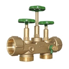 "Uni-valve block 2"", για Rondomat Duo 6 ή 10"