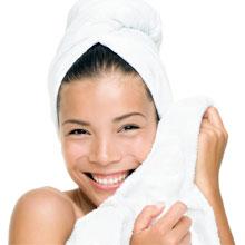 Αφράτες,<br/>μαλακές πετσέτες<br/>σας τυλίγουν<br/>κάθε μέρα!