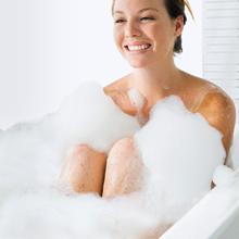 Καθαρό και<br/>αστραφτερό μπάνιο