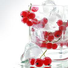 Κρυστάλλινα παγάκια για τα ποτά και τους χυμούς σας!