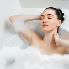Τέλειο, μαλακό<br/>νερό στο μπάνιο